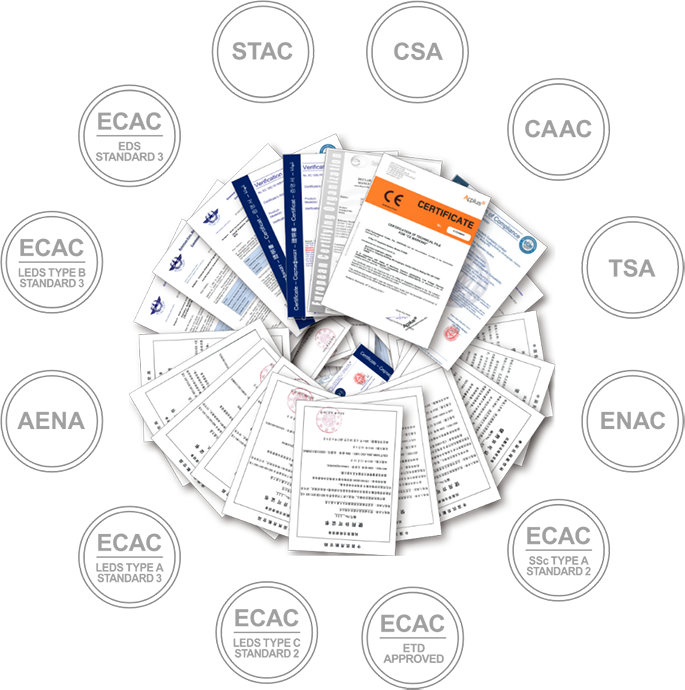 certificaciones
