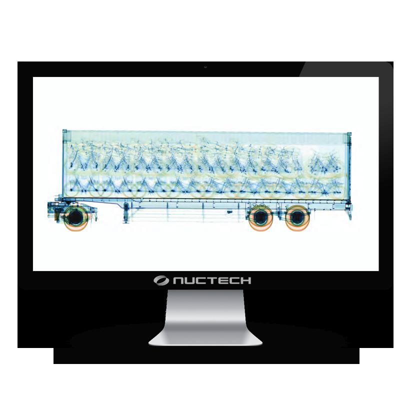 Portal Nutech Inspeccion por Rayos X