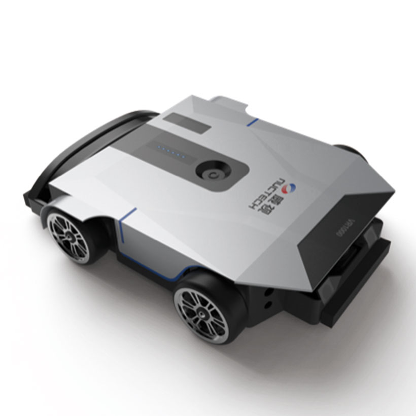 Nuctech VR1000 Vehicle Chassis Inspeccion Robot