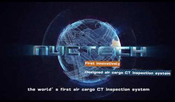 Sistema de Inspección de Carga Aérea NUCTECH ACT3000