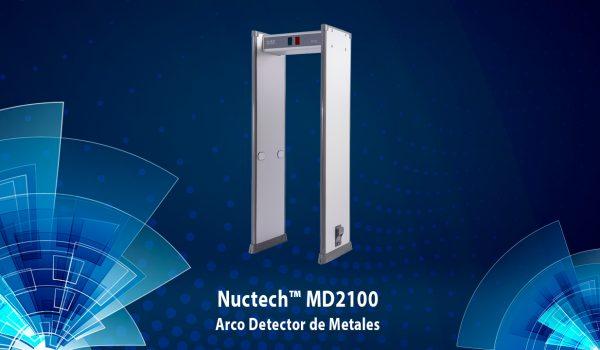 Arco Detector de Metales Nuctech