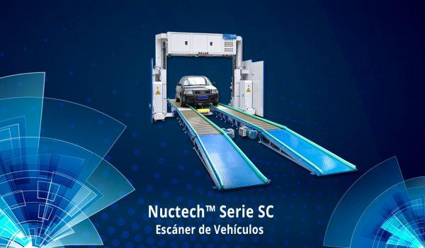 Sistema de Inspección Nuctech de Vehículos Ligeros Seris Cs